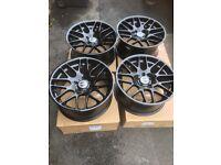 Riva 18 inch alloys 5x120