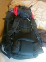 80l Backpack Never Used For Sale