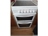 Indesit free standing electric cooker