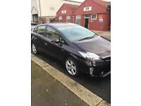 PCO Toyota Auris for rent or hire