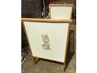 Vintage baby cot, good condition, 1980's