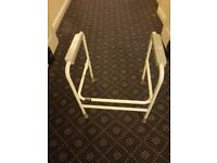 Mobility toilet frame/ mobility aids/ standing aid