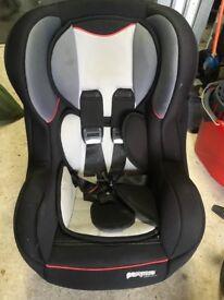 Pampero comfisafe child seat