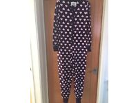 NEXT ladies Onesie as new never worn size small, ideal xmas gift