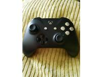 Xbox one x controller faulty idea as parts or repair