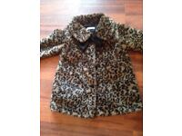 Girls coat age 12-18 month