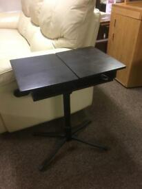Height adjustable laptop table * free furniture delivery*