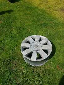 "renault clio sport alloy wheels 16"""