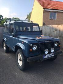 1991 Land Rover Defender 90 - 200 TDI