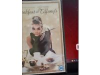 Breakfast at Tiffany's brand new and sealed.