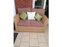 3 piece conservatory suite, excellent condition
