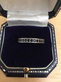 Silver Ring Hallmarked