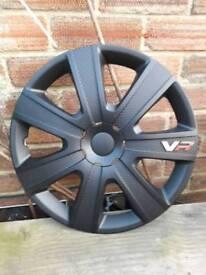 16 inch VR wheel trims.