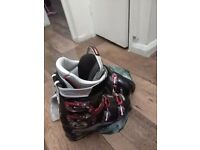 Nordica Speed Machine 110 Black Ski Boots Men's Size £39.99 or Near offer