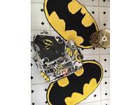 Batman bedroom stuff