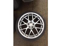 """19"""" VMR alloy wheels 5x112 Volkswagen Audi Passat a4 golf Jetta a3"""