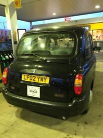 Tx2 London taxi
