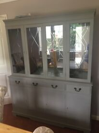 Large display cabinet 5ft long