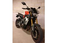 Yamaha MT 09 - excellent condition