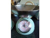 Cath Kidston kitchen scales