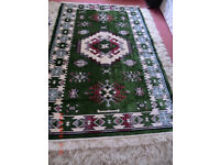 New ornate rug from Turkey