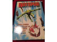 Hotspur book for boys 1982 annual