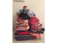 Bundle - 3-5yr girls clothes & shoes