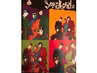 Yardbirds guitar tab book