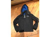 Hollister hooded jacket