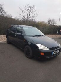 Ford focus 1.6 lx REDUCED 350.00 NO OFFERS
