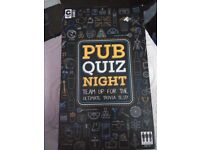 Pub quiz night