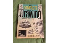 The Complete book of Drawing - Essential skills for every artist by Barrington Barber