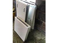 5 Radiators for sale - unused