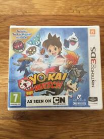 Yokai watch 3ds game