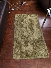 Rug - Soft and Green