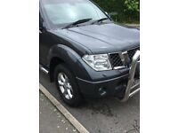 For Sale ; Nissan Navara Graphite Grey 2008
