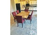 Marble / Natural Stone Dining Table & Chairs