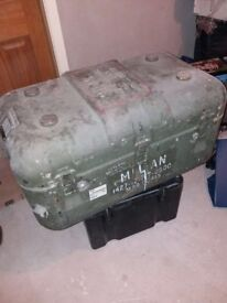 Military Box for Sale