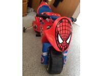 The Amazing Spider-Man 2 Electric Motorbike
