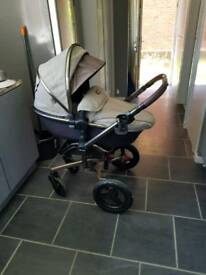 Silver cross travel system surf special edition