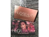 Huda Beauty Rose Gold Remastered Palette 2018