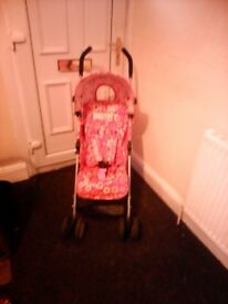 stroller pram in pink cosatto £20.00 no offers erdington