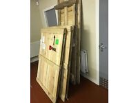 wooden pallet/fire wood collection from bellshill