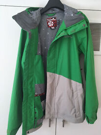 Quiksilver snow jacket (med)