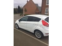 Ford fiesta titanium 1.4 immaculate condition