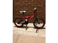 Huffy 16 inch wheel childs / kids Bike