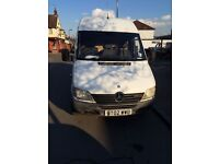 Quick Sale: Mercedes panel van MOT 6 Months clean strong engine only in £1395