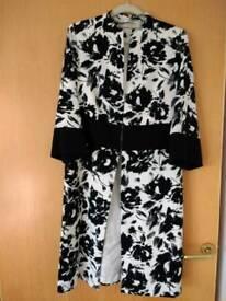 Ladies Roman Originals coat size 14 New
