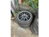 BMW alloy and Mercedes alloy wheel