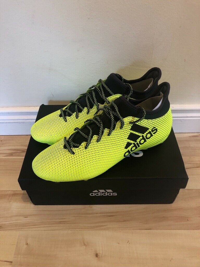 check out 04cf6 ace2d Adidas X 17.3 Firm Ground Mens Football Boots | in Newtownabbey, County  Antrim | Gumtree